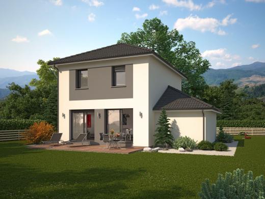 Maison+Terrain à vendre .(86 m²)(CHAMOUX SUR GELON) avec (MAISON FAMILIALE)