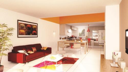 Maison+Terrain à vendre .(97 m²)(LAISSAUD) avec (MAISON FAMILIALE)