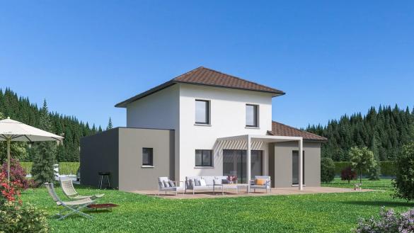 Maison+Terrain à vendre .(111 m²)(SAINT OURS) avec (MAISON FAMILIALE)