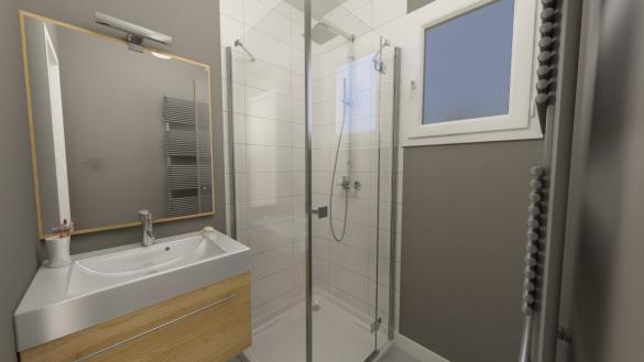 Maison+Terrain à vendre .(102 m²)(ARZAL) avec (Maisons Phénix Saint-Nazaire)