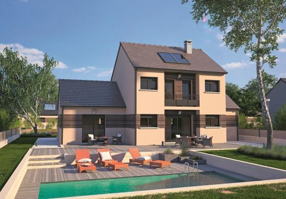 Maison+Terrain à vendre .(117 m²)(VENABLES) avec (MAISONS BALENCY)