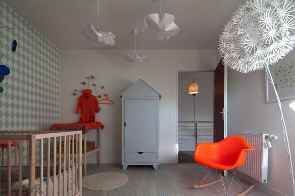 Maison+Terrain à vendre .(102 m²)(MERU) avec (MAISONS PHENIX)