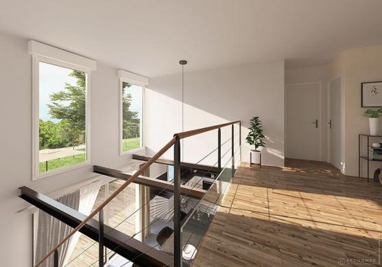 Maison+Terrain à vendre .(137 m²)(SAINT JUST EN CHAUSSEE) avec (MAISONS PHENIX)