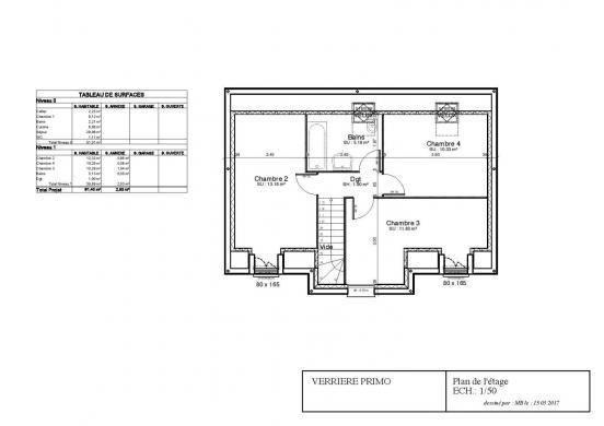 Maison+Terrain à vendre .(95 m²)(SAINT GERMAIN DE LA GRANGE) avec (LES NOUVELLES MAISONS - SMA DOMEXPO)