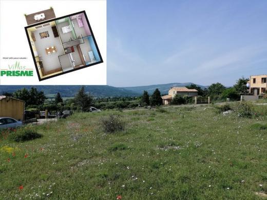 Maison à vendre .(93 m²)(SAINT ETIENNE LES ORGUES) avec (VILLAS PRISME)