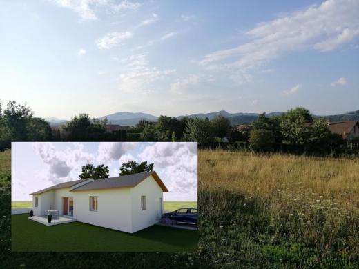 Maison à vendre .(95 m²)(GAP) avec (VILLAS PRISME)