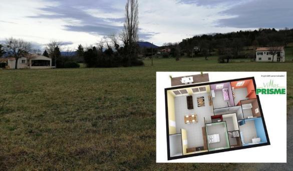 Maison à vendre .(120 m²)(SISTERON) avec (VILLAS PRISME)