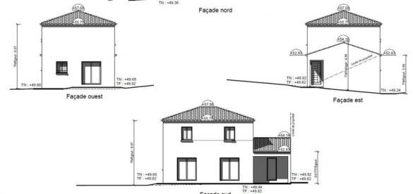 Maison à vendre .(100 m²)(GIGNAC LA NERTHE) avec (VILLAS PRISME)