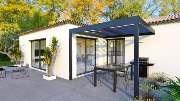Maison à vendre .(108 m²)(PUYLOUBIER) avec (VILLAS PRISME)