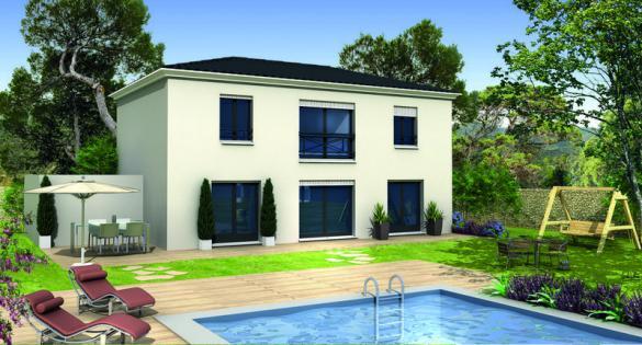 Maison à vendre .(100 m²)(LA CRAU) avec (VILLAS PRISME)