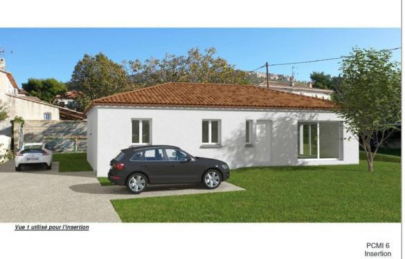 Maison à vendre .(108 m²)(ROGNAC) avec (VILLAS PRISME)