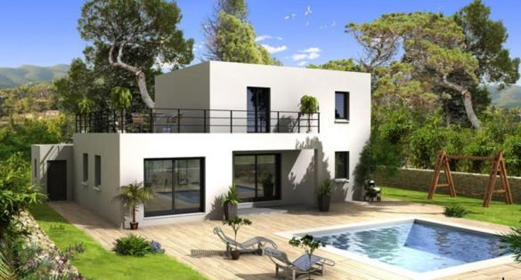 Maison à vendre .(110 m²)(BANDOL) avec (VILLAS PRISME)