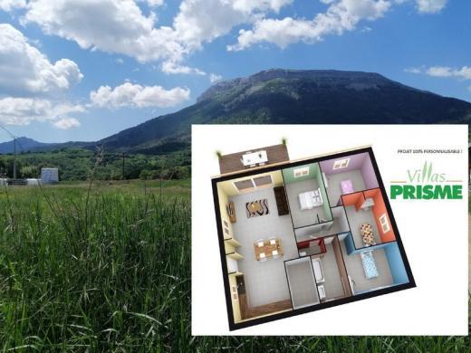 Maison à vendre .(103 m²)(PELLEAUTIER) avec (VILLAS PRISME)