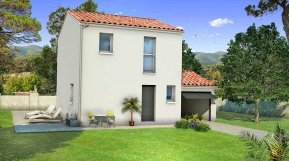 Maison à vendre .(75 m²)(LAMBESC) avec (VILLAS PRISME)
