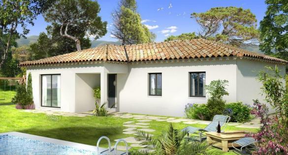 Maison à vendre .(90 m²)(ISTRES) avec (VILLAS PRISME)
