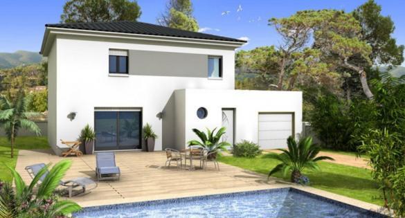 Maison à vendre .(90 m²)(LE CASTELLET) avec (VILLAS PRISME)