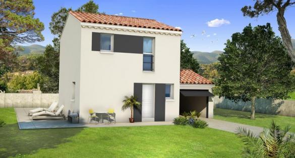 Maison à vendre .(85 m²)(EYGUIERES) avec (VILLAS PRISME)