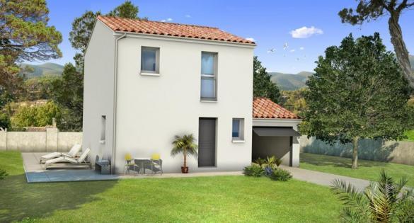 Maison à vendre .(80 m²)(ORGON) avec (VILLAS PRISME)