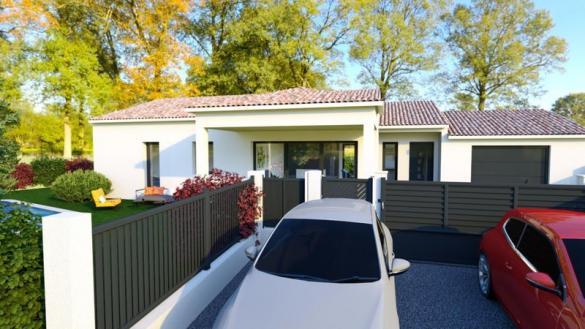 Maison à vendre .(90 m²)(MANOSQUE) avec (VILLAS PRISME)