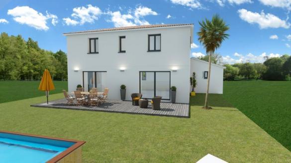 Maison à vendre .(100 m²)(LES PENNES MIRABEAU) avec (VILLAS PRISME)