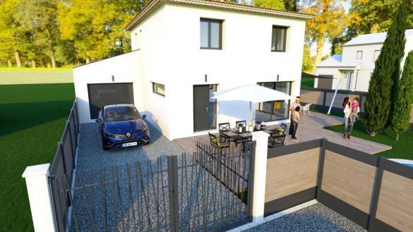 Maison à vendre .(92 m²)(MARIGNANE) avec (VILLAS PRISME)