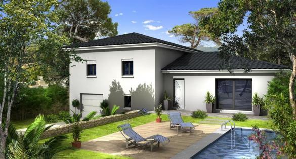 Maison à vendre .(90 m²)(VINON SUR VERDON) avec (VILLAS PRISME)
