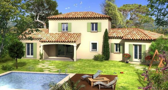Maison à vendre .(115 m²)(VALENSOLE) avec (VILLAS PRISME)
