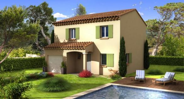 Maison à vendre .(90 m²)(TOULON) avec (VILLAS PRISME)