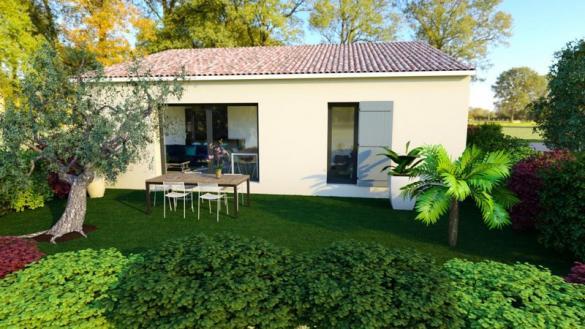 Maison à vendre .(71 m²)(LA MOTTE D'AIGUES) avec (VILLAS PRISME)