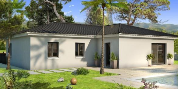 Maison à vendre .(100 m²)(SAINT ANTONIN DU VAR) avec (VILLAS PRISME)