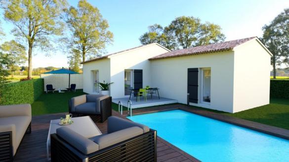 Maison à vendre .(91 m²)(MANOSQUE) avec (VILLAS PRISME)
