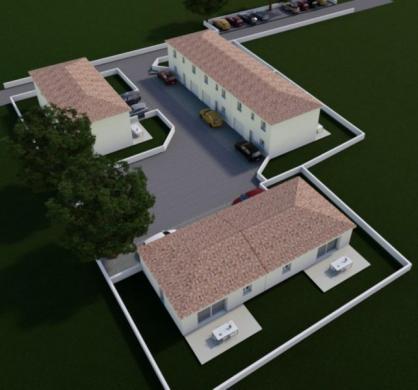 Maison à vendre .(45 m²)(PEYRUIS) avec (VILLAS PRISME)