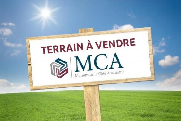 Maison+Terrain à vendre .(90 m²)(SAINT AGNANT) avec (MAISONS M.C.A.)