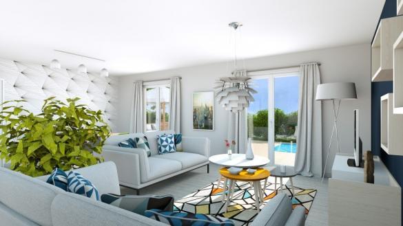 Maison+Terrain à vendre .(111 m²)(ROCHEFORT) avec (MAISONS M.C.A.)