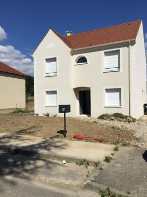 Maison+Terrain à vendre .(103 m²)(YEBLES) avec (MAISONS SESAME)