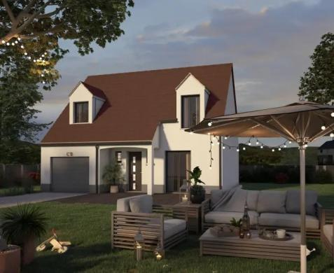 Maison+Terrain à vendre .(130 m²)(CHAMPIGNY SUR MARNE) avec (MAISONS SESAME)