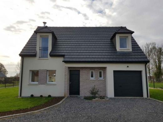Maison+Terrain à vendre .(91 m²)(ROZAY EN BRIE) avec (MAISONS SESAME)