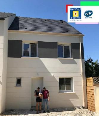 Maison+Terrain à vendre .(73 m²)(CHAUMES EN BRIE) avec (MAISONS SESAME)