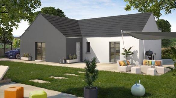 Maison+Terrain à vendre .(100 m²)(CORMEILLES EN PARISIS) avec (MAISONS SESAME)