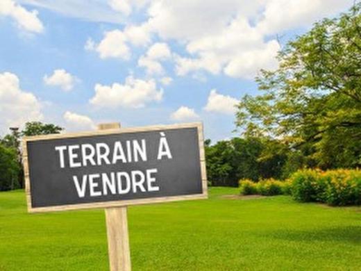 Terrain à vendre .(1000 m²)(CHERISY) avec (MAISONS FRANCE STYLE)