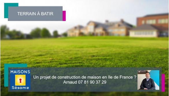 Maison+Terrain à vendre .(90 m²)(MOUROUX) avec (MAISONS SESAME)