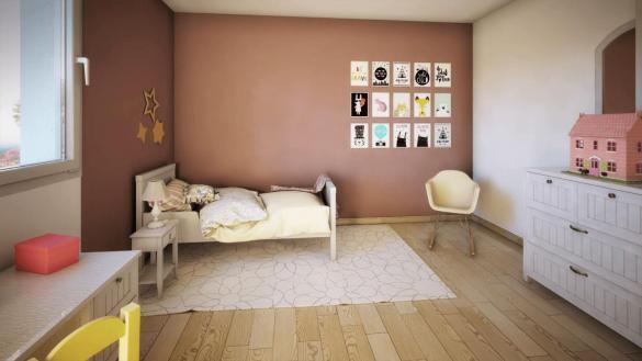 Maison+Terrain à vendre .(99 m²)(AUQUAINVILLE) avec (Maisons PHENIX Lisieux)