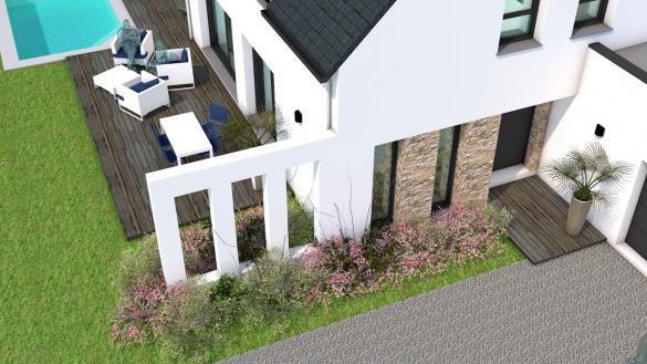 Maison+Terrain à vendre .(140 m²)(SAINT GILDAS DES BOIS) avec (Maison Briot Saint-Nazaire)