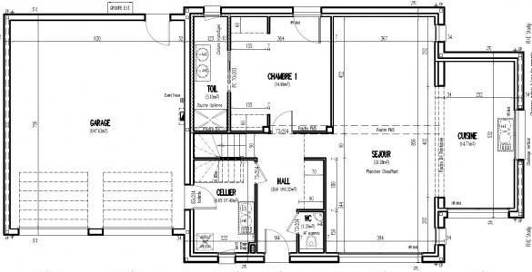 Maison+Terrain à vendre .(154 m²)(GOURNAY EN BRAY) avec (Maison Familiale Rouen)
