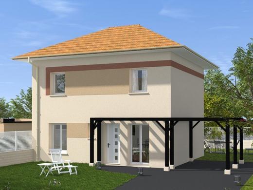 Maison+Terrain à vendre .(101 m²)(MEAUX) avec (Les Maisons Lelievre)