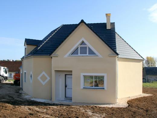 Maison+Terrain à vendre .(126 m²)(TAVERNY) avec (Les Maisons Lelievre)