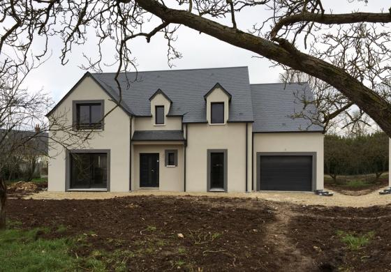 Maison+Terrain à vendre .(115 m²)(AUVERS SUR OISE) avec (Les Maisons Lelievre)