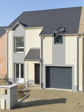 Maison+Terrain à vendre .(108 m²)(CHAUMONTEL) avec (Les Maisons Lelievre)