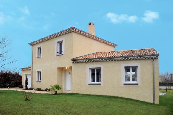 Maison+Terrain à vendre .(130 m²)(LA GAUBRETIERE) avec (Maison Familiale)