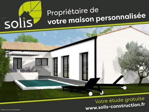Maison à vendre .(111 m²)(SAINTES) avec (SOLIS CONSTRUCTION - AGENCE DE SAINTES)